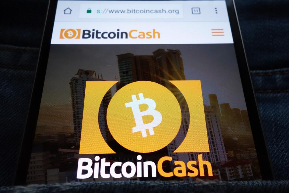 купить Bitcoin Cash