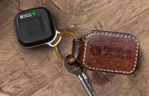 биометрический платежный брелок