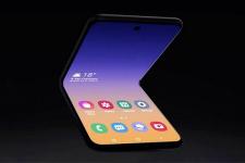 Samsung работает над новым гибким смартфоном: в сети появились первые фото