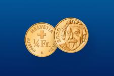 Необычные деньги: создана самая маленькая в мире золотая монета (фото, видео)