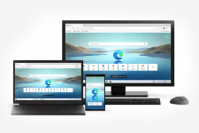 Microsoft запустил новую версию браузера с использованием разработки от Google
