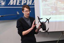 Укроборонпром показал дрона-разведчика, сделанного на 3D-принтере (фото, видео)