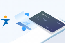 "Без пластика: EasyPay совместно с ""Простір"" представили виртуальную карту"