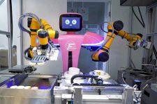 Необычный сервис: в Китае открыли полностью роботизированный ресторан