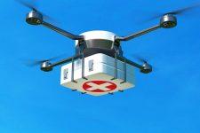 От пиццы до донорских органов: что будут доставлять дроны в 2020