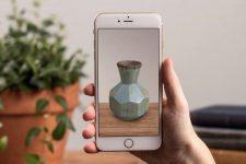 Apple позволит покупать товары в дополненной реальности