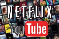 Из-за коронавируса Netflix и YouTube изменят контент: слишком много зрителей