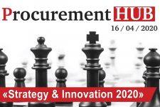 Все о закупках, и даже больше: форум Procurement HUB VIII «Strategy & Innovation 2020» состоится 16 апреля 2020