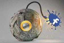 Facebook и криптовалюты: в Банке Англии назвали главную угрозу банковской системе