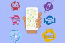 Остановите коронавирус: стартап создал карманное антибактериальное средство для смартфонов и очков