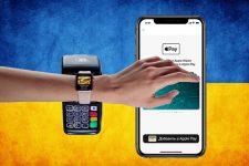 Два года в Украине: все, что нужно знать про Apple Pay в одной инфографике