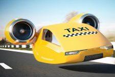 Как в фильмах: в Киеве запустят сервис летающих такси