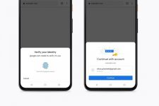 Chrome позволит подтверждать платежи с помощью биометрической аутентификации