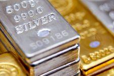 Цены на золото и серебро установили новый рекорд