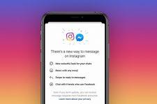 Facebook объединит чаты Instagram и Messenger в следующем обновлении
