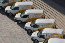 Укрпошта представила новые передвижные отделения: где появятся первые из них