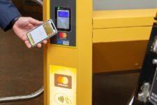 В еще одном украинском городе запустили бесконтактную оплату метро