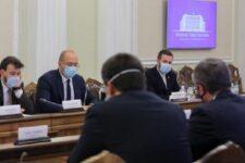 """Шмыгаль рассказал о программе """"Доступные кредиты 5-7-9%"""" на 2021 год"""