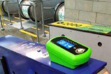 В харьковском метро ввели бесконтактную оплату проезда
