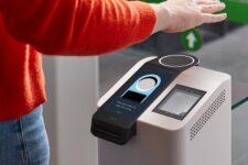 Amazon внедряет технологию оплаты по отпечатку ладони
