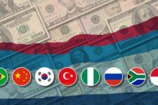 Страны с развивающимися рынками установили антирекорд по задолженности