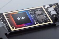 До 20 часов автономной работы: Apple представила первые компьютеры на собственных процессорах