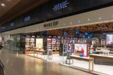 MakeUp открыл в Украине первый офлайн-магазин