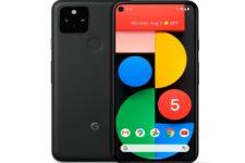 Google Pixel 5 вспыхнул во время обзора