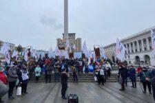 Предприниматели протестуют на Майдане: что требуют ФОПы