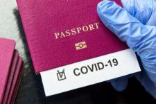 Чиновник из Тайваня призывает к созданию COVID-паспортов