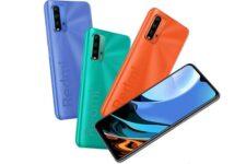 Xiaomi представила новий смартфон Redmi 9 Power