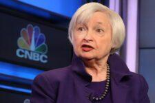 Министерство финансов США впервые возглавила женщина