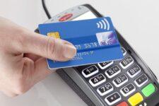 В Великобритании продолжает расти популярность бесконтактных платежей