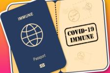 В Британии тестируют биометрический паспорт вакцинации на основе блокчейна