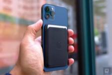 Apple розробляє бездротову мобільну батарею для iPhone 12