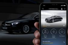 Mercedes запускает цифровой сервис оплаты топлива