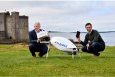 Samsung будет использовать дроны для доставки гаджетов клиентам в Ирландии