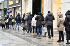 Магазины одного из крупнейших городов ЕС начнут пускать покупателей по тестам на COVID-19