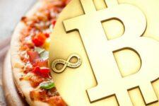 Известная украинская сеть пиццерий начала принимать биткоин и другие криптовалюты