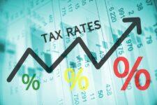 ТОП-10 стран с самыми высокими подоходными налогами