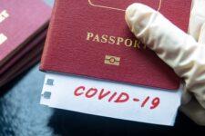 В Украине готовятся внедрить «паспорт вакцинации», разрешающий въезд в ЕС