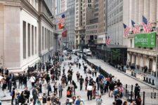 На Уолл-стрит появились криптоиндексы для биткоина и эфириума