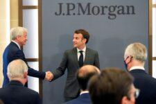 У Парижі відкрито фінансовий хаб JPMorgan