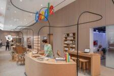 Google открывает первый розничный магазин — фото
