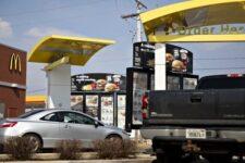 McDonald's тестирует искусственный интеллект для приема заказов