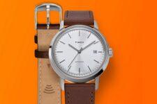 Популярные часы Timex теперь поддерживают бесконтактные платежи