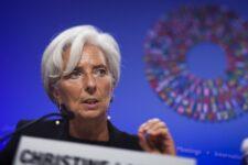 Хрупкая и неустойчивая: глава ЕЦБ рассказала о состоянии экономики ЕС после пандемии