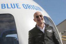 Компания Безоса продала билеты в космос на миллионы долларов