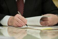 Глава государства подписал Закон «О платежных услугах»