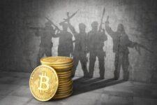 Міноборони Ізраїлю заарештувало криптогаманці терористів ХАМАЗ: вилучено коштів на $7,7 млн